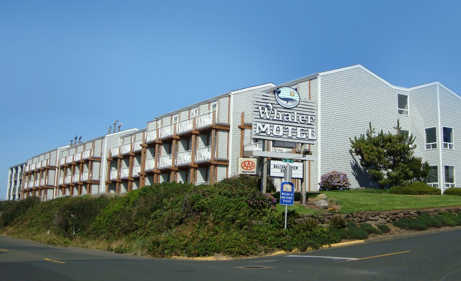 Motel Newport Oregon